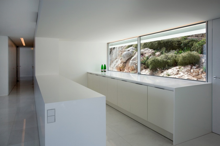 10fran silvestre arquitectos - House on the Cliff