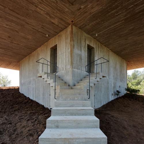 10pezo von ellrichshausen Architects - solo house casa pezo