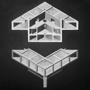 11pezo von ellrichshausen Architects - solo house casa pezo