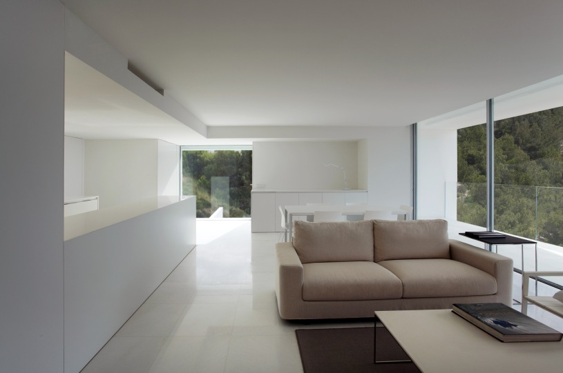12fran silvestre arquitectos - House on the Cliff