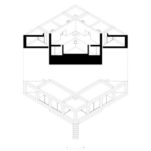 12pezo von ellrichshausen Architects - solo house casa pezo