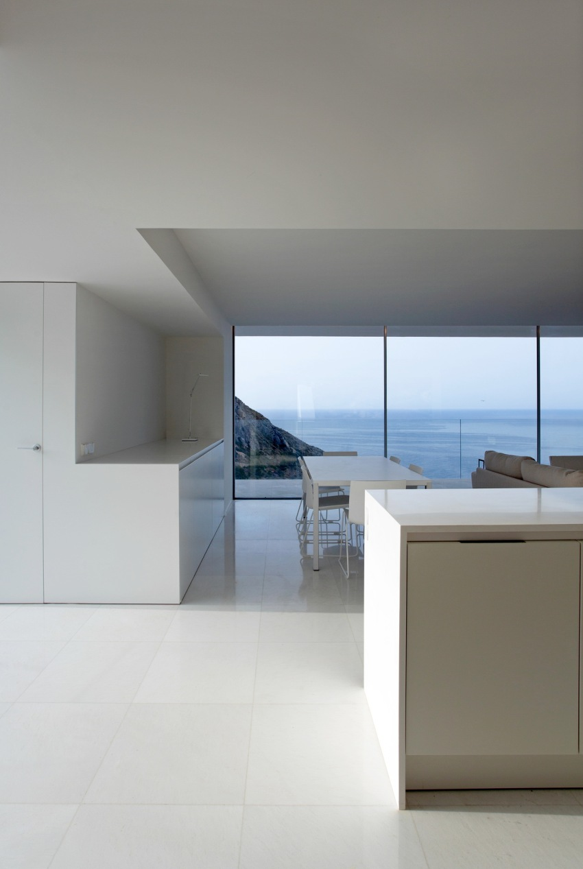 13fran silvestre arquitectos - House on the Cliff