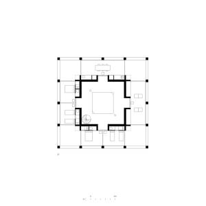 15pezo von ellrichshausen Architects - solo house casa pezo