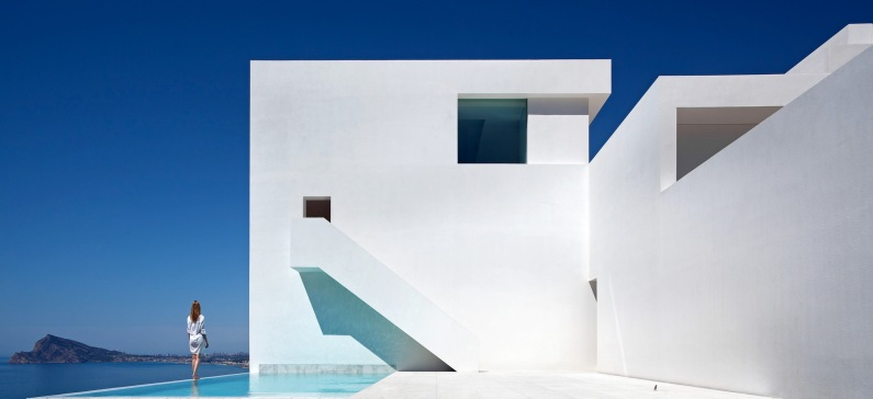 1fran silvestre arquitectos - House on the Cliff