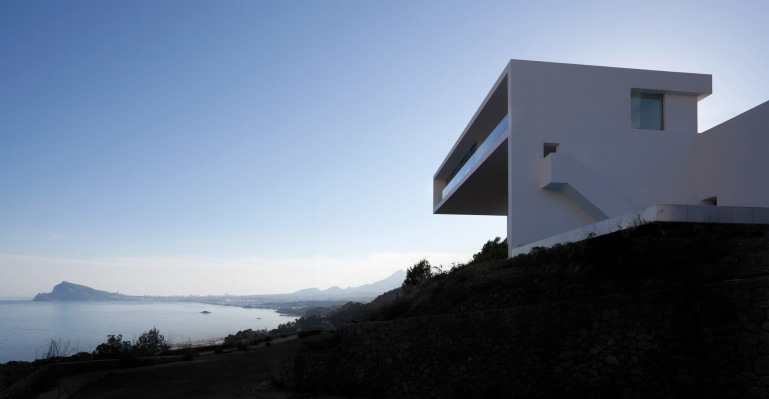 2fran silvestre arquitectos - House on the Cliff
