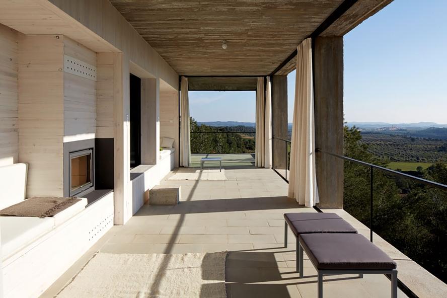 3pezo von ellrichshausen Architects - solo house casa pezo