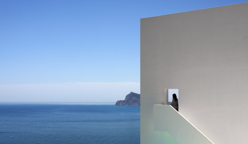 5fran silvestre arquitectos - House on the Cliff