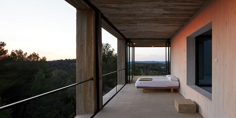 5pezo von ellrichshausen Architects - solo house casa pezo