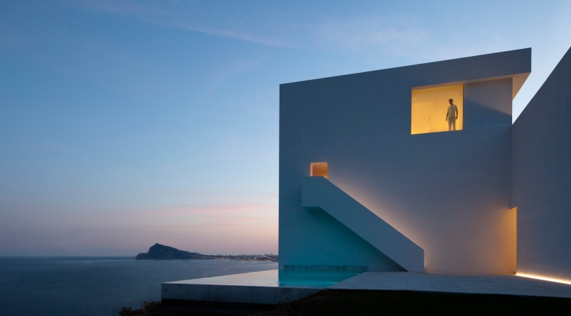 6fran silvestre arquitectos - House on the Cliff