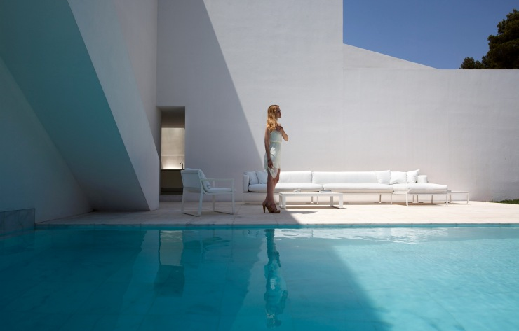 7fran silvestre arquitectos - House on the Cliff