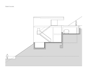 fran silvestre arquitectos - House on the Cliff